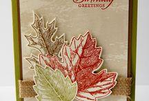 SU - Vintage Leaves