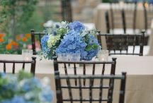 Favorite Florals / Ideas for Wedding Bouquets and Reception Decor