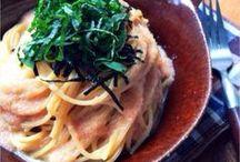 ☞recipe(麺類)