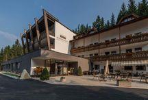 Hotels in den Dolomiten / 2009 wurden die Dolomiten zum Weltnaturerbe der UNESCO ernannt. Sie sind der ideale Ort für Ihren Aktiv- und Kultururlaub in einzigartigen Hotels.