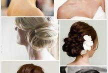 bridesmaid hair / by Alisha C