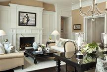 Family/Living Room Decor / by Ashley Barba