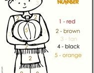 Preschool-Thanksgiving / by Stacy Moynahan Paradiso