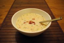 Recipes: Soups, Jersey Style