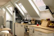 Dream home- attic / by Ana Ola