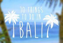 Bali / Reisen