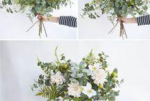 vázání kytic