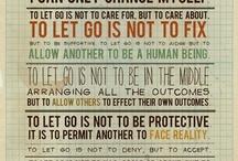Words of Wisdom  / by Tina Santiago