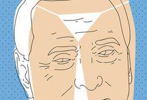 Federico Gastaldi Illustration / Illustration, conceptual, editorial, advertising, stylized, drawing,  Federico Gastaldi, SalzmanArt, Richard Salzman,