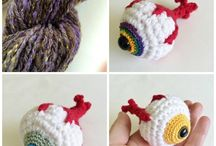 New in the Land of Knot By Gran'ma / Blog posts featuring new handmade monsters, crochet patterns, chapstick holders, cat & pug butts, yarn, eyeballs, and more from Knot By Gran'ma. These posts always accompany a shop update, or a pattern release, or something really cool.