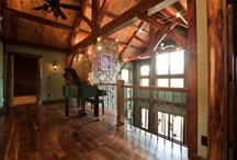 Custom Woodhouse - Catskills, NY / by Woodhouse Timber Frame