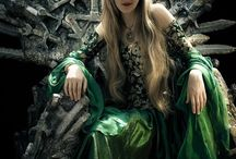 Medieval/fantasy gowns