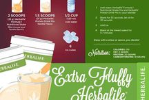 Herbalife Shake Recipes / Different recipes to enjoy your Herbalife shake