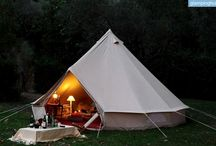 Charming France / Enjoy these stunning glamping sites in France.