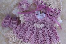 rochiță crosetata