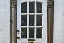 Door to door / All kinds of pretty doors
