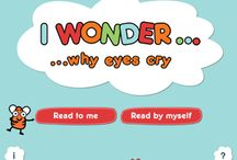 The Wonders - Why Eyes Cry / Characters from The Wondercube come to life in our first interactive storybook for iPad narrated by Imelda Staunton. We follow Munchy on his journey to discover 'Why Eyes Cry.'