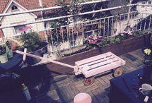 Mein Kleines Paradies ☺️ / Selfmade~Vintage~Balkon