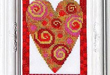 Cross stitch / by Belinda Huddleston Bullion