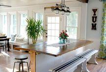 Tim kitchen / Open plan