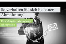 Gewerblicher Rechtsschutz / Markenanmeldungen, Markenberatung, Know-How-Schutz, Urheberrechtssicherung, Beratung bei Abmahnungen
