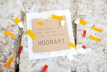 wedding invites and bits