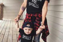 mamá e hijo :)