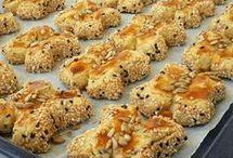 mahlepli kelebek kurabiye