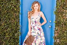 Maxi dress goodness / Bohemian dresses, fashion, boho dresses, maxi dress, wrap dress, what to wear to wedding, rompers, jumpsuits, bell sleeve, mini dress, travel, style, summer dresses, fall dresses, summer