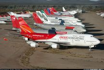 Airline - End Of Flying Days, Reuse , Preservation & Storage Stuff / The circle of life exists for all things. Thankfully there are those who honour, value, save, keep & preserve a few for our future generations. / by P Wolsey
