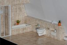 mini kylpyhuone ja sauna /dollhouse bathroom