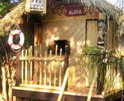 Tiki/Bamboo / Kids tiki hut