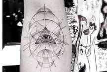 Line Tattoos