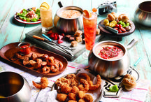 Fondue Across America / #FondueAcrossAmerica at #TheMeltingPot. Celebrate summer with a road trip to enjoy America's iconic classics!  From the Big Easy to the Big Apple, you'll love our limited-time summer menu.  Available June 7 - August 15.