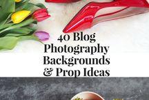 Blog Photography Ideas
