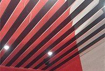 Ремонт ванной - Потолок