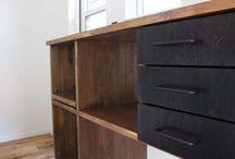 家具ハンドル・つまみ施工例