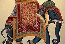 Traditional arts of india