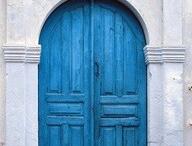Doors... mystical, magical, beautiful doors!