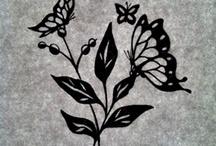 Inky Art / by Luana Johnson
