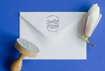 Stamps / Wedding stamps