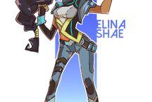 ELINA SHAE