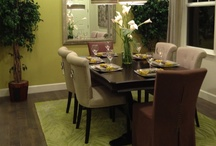 Salas de jantar - Simple dining rooms