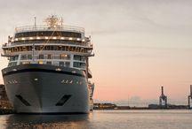 Cruceros / Los cruceros son una de las opciones favoritas de multitud de viajeros para planificar sus vacaciones de una forma diferente y única. Es sobre todo por la comodidad y peculiaridad de viajar en el propio alojamiento, convirtiendo el acto de viajar en un auténtico placer.
