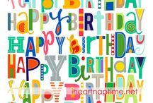 Праздники-День рождения
