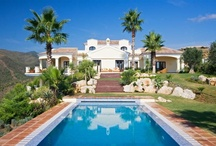 Beautiful Villas in Andalucia / by Inmo-Andalucia Real Estate