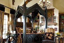 Goth decor