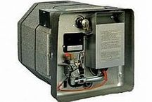 RV Water Heaters / Board includes available water heaters in rvpartscenter store