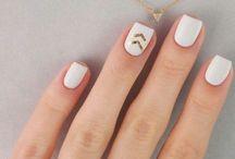 ślub - manicure