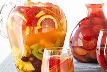 Fun & fresh drinks - Divertenti e fresche bevande estive / Ideas for a refreshing aperitif - Idee per un aperitivo dissetante